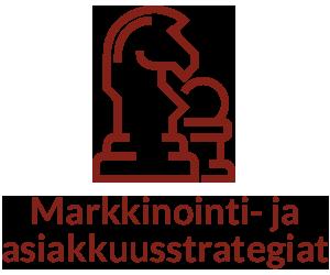 Markkinointi- ja asiakkuusstrategiat